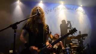 Hinckley United Kingdom  City pictures : Headwires - Devil Sent Live @ The Greyhound in Hinckley, UK