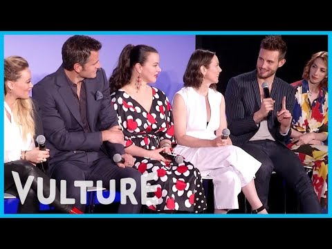 The Cast of Younger In Conversation