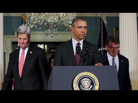Μπ. Ομπάμα: «Το ΙΚΙΛ είναι συνδικάτο του εγκλήματος»