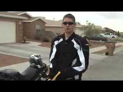 Motorcycle Safety Gear Basics
