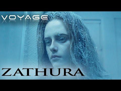 Lisa Goes Into Cryonic Sleep | Zathura: A Space Adventure | Voyage