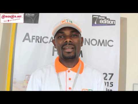 8ème Edition de AFRICAN ECONOMIC FORUM (AEF) 2016