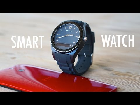Martian - When we first laid eyes on the Martian line of smartwatches, I was unimpressed. Too low-tech. When we first laid hands on the Martian Notifier, I remained unmoved. Too low-key. When AT&T...