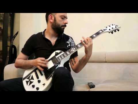 METALLICA NEW SONG MOTH INTO FLAME cover by rouzbeh dilmaghani