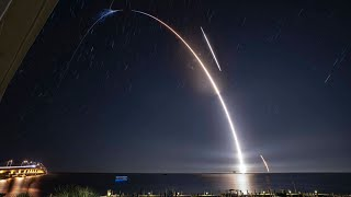 SpaceX launch to the International Space Station