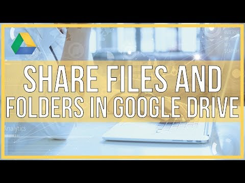 Video How To Share Files and Folders In Google Drive - Full Tutorial download in MP3, 3GP, MP4, WEBM, AVI, FLV January 2017