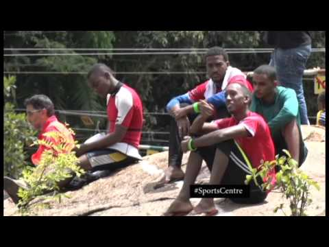 SPORTS CENTRE: CANOEING IN KENYA