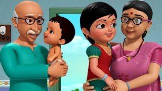 சிட்டி ஜெயித்து வந்த முதல் பரிசு | Tamil Rhymes for Children | Infobells