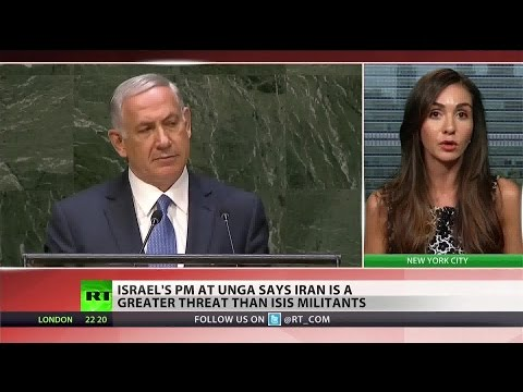 Netanyahu - Syrian Foreign Minister Walid al-Moallem told the UN General Assembly that the US' policy of conducting airstrikes against Islamic State targets inside Syria while simultaneously funding...