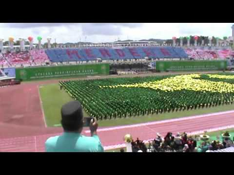 30th - The grand finale of Brunei Darussalam's 30th National Day Celebration that was held at the Hassanal Bolkiah National Stadium on 23.02.14. I had goosebumps th...
