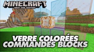 Video Minecraft Xbox / Xbox One - Commande bloc et Vitres colorées !!  FR  MP3, 3GP, MP4, WEBM, AVI, FLV Juli 2018