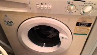 I think my washing machine sounds like the guitar at the start of Prodigy's Voodoo People. What do you think?