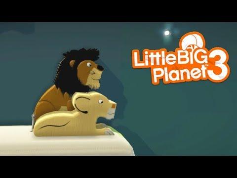 LittleBIGPlanet 3 - The Lion King 2: Simba's Pride - Part 2 [NINZA2112] - PS4