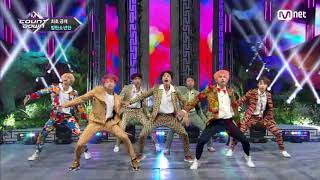 Video BTS (방탄소년단) - IDOL @M COUNTDOWN MP3, 3GP, MP4, WEBM, AVI, FLV Maret 2019
