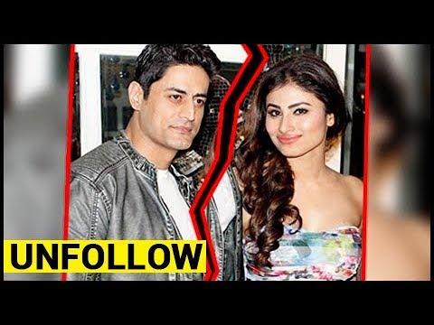 Mouni Roy UNFOLLOWS Boyfriend Mohit Raina On Socia