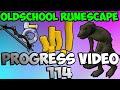 Oldschool Runescape - EPIC DKS Loot! + Barrows Loot! | 2007 Servers Progress Ep. 114