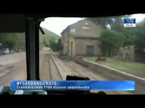 stazioni ferroviarie abbandonate vendesi!