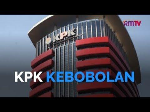 KPK Kebobolan