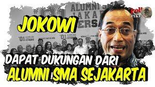Video Habis Hoax Ijazah Palsu, Terbitlah Dukungan Alumni SMA Se Jakarta Buat Jokowi! Aseeekkk!1 MP3, 3GP, MP4, WEBM, AVI, FLV Januari 2019