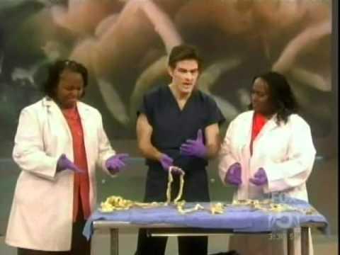 Dr. Oz Explains Celiac Disease