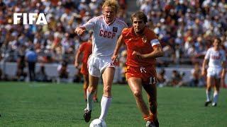 Jan Ceulemans über die WM 1986