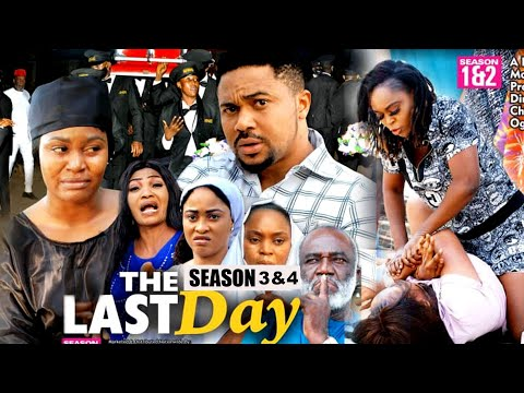 THE LAST DAY 3&4 (NEW MOVIES ALERT) - 2021 LATEST NIGERIAN NOLLYWOOD MOVIES