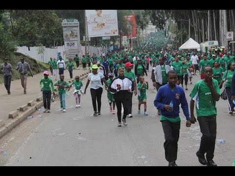Mater Heart Run attracts thousands in Nairobi