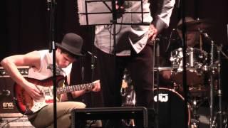 Video Rusty Nail - Hey Joe [cover Jimmi Hendrix], Brno 28.10.2013