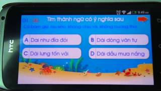 Vietnamese Idioms YouTube video