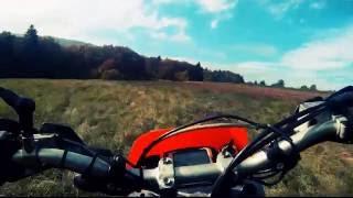 8. GoPro EasyEnduro :) KTM SXC 625