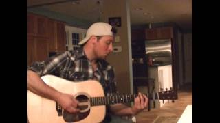Acoustic cover of Jake Owen's new single,