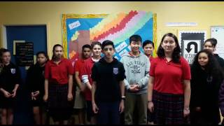Global education with our partner school: Colegio Alborada