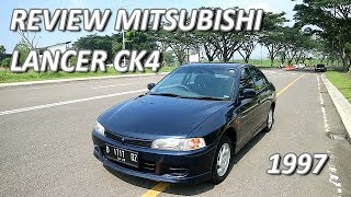 Download Video Review Mitsubishi Lancer SEi 1997 Ck4 Bukan Evo 4 MP3 3GP MP4