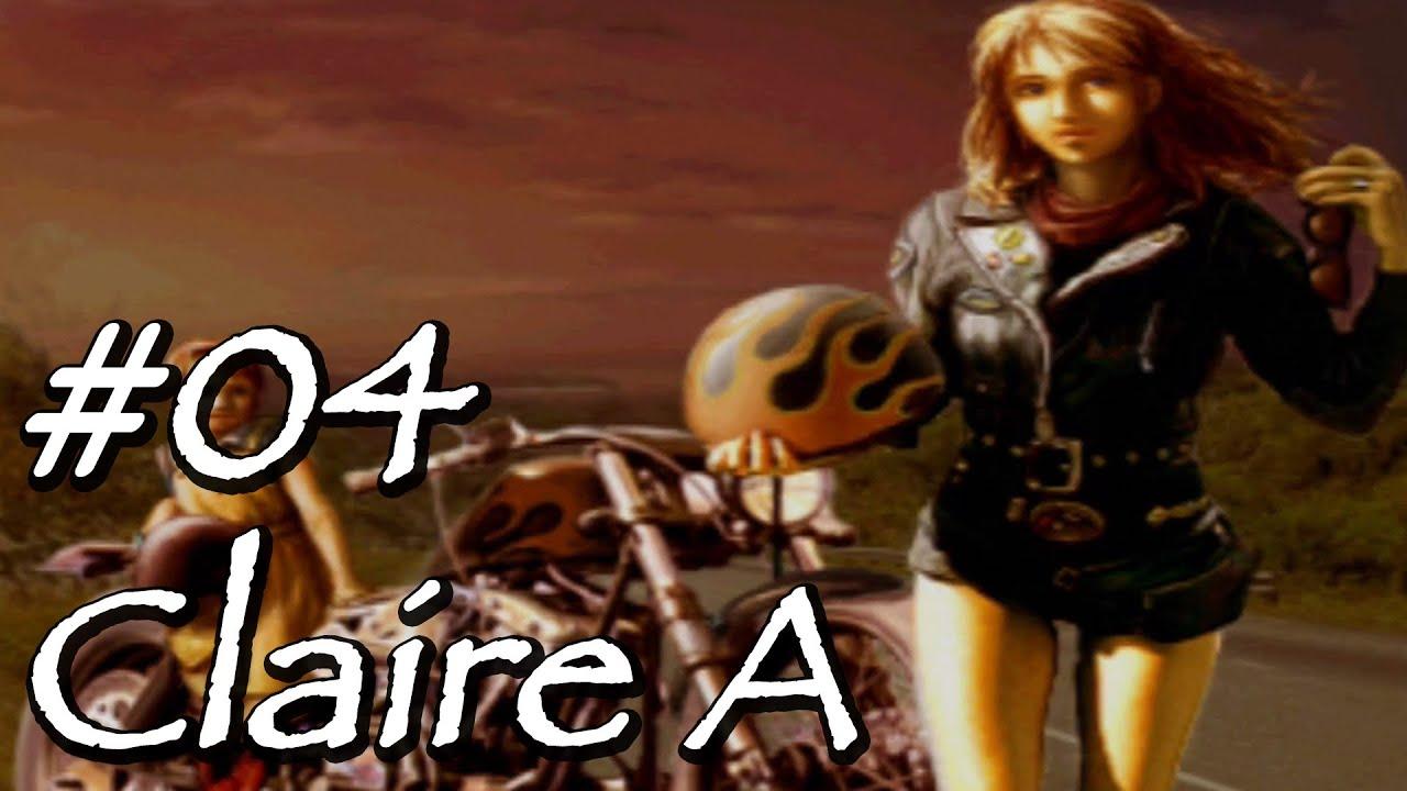 [Let's Play] Resident Evil 2 (Claire A) – 04 – Das Finale