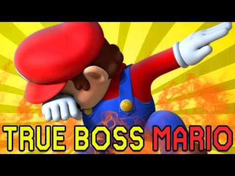 MESTRE DO KAIZO DE BOMBAS 99% IMPOSSÍVEL! – Super Mario Maker (SUPER BOMBADO) (видео)