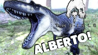 "The Isle - PLAYING AS THE ALBERTOSAURUS! RUGOPS MODEL, NEW TRIKE ANIMS, NEW STEGO! ( Gameplay )😃  𝗦𝗨𝗕𝗦𝗖𝗥𝗜𝗕𝗘 ► http://bit.ly/SUB2ANTHOMNIA  ★ PREVIOUS EP! ► https://www.youtube.com/watch?v=LRpPMKwwjlkTURN ON NOTIFICATIONS BY CLICKING THE ""BELL"" BUTTON AFTER SUBSCRIBING!— MORE ARK SURVIVAL EVOLVED VIDEOS! —ARK 500 Giganotosaurus VS 100 Indominus Rex - https://youtu.be/U6lyqcEh2XkTotally Accurate Battle Simulator - https://youtu.be/xHUW8a5g2zwARK Survival Evolved 80 Badass Spinosaurus - https://youtu.be/sfmE69cR-HU20 TITANOSAUR VS 100 GIGANOTOSAURUS - https://youtu.be/bpb5dASXwx0 500 T REX VS TITANOSAUR, ALPHA REX VS TITANOSAUR - https://youtu.be/7d1JbcCL8qMGENESIS GOD OBLIVION VS LEVEL 30M DRAGON GOD & INDOMINUS - https://youtu.be/G2CILRT1vrU — FOLLOW ME ON SOCIAL MEDIA —» Twitter ➜ https://twitter.com/AnthomniaGAME » Facebook ➜ https://www.facebook.com/Anthomnia  Outro music: http://londonabove.bandcamp.com"