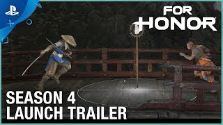 For Honor - Season 4: Order & Havoc Launch Trailer | PS4