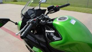 7. SALE $5,999:  2016 Kawasaki Ninja 650 ABS Candy Lime Green Overview and Review