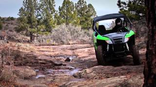10. SHAKEDOWN: 2014 Arctic Cat Wildcat TRAIL (50inch)