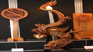Video Japan's Best Wood Carving Technique from Highly-Skilled Carpenters Use over 200 Chisels and Knives MP3, 3GP, MP4, WEBM, AVI, FLV Juli 2018