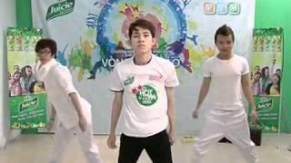 Nhảy hiện đại - Trống cơm - Just dance (Lady gaga)