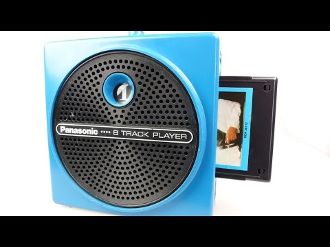 updated - I bought a 'non-working' 1975 Panasonic RQ-830S Dynamite portable 8-track player. In this video I fix it up and drag it into 2014 with a much needed speaker upgrade. http://www.techmoan.com/blog/20...