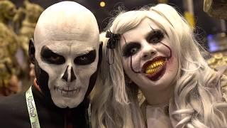 Video TRANSWORLD 2018 HIGHLIGHTS - Halloween & Haunt Show HAA MP3, 3GP, MP4, WEBM, AVI, FLV Januari 2019