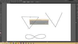Adobe Illustrator CS6 for Beginners - Tutorial 50 - Pen Tool