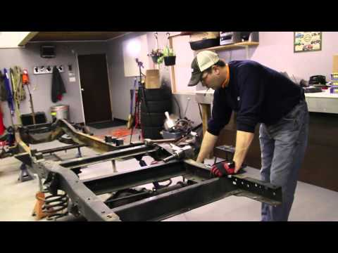 Chevy C10 - RideTech Install - Part 1 of 5