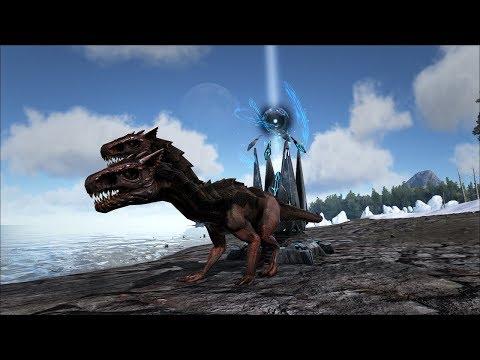ARK SURVIVAL EVOLVED #79: Rồng 2 đầu và baby NPC - Thời lượng: 57:52.
