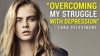 Video Cara Delevingne's Powerful Life Advice on Overcoming Depression and Anxiety (MUST WATCH) MP3, 3GP, MP4, WEBM, AVI, FLV Maret 2019