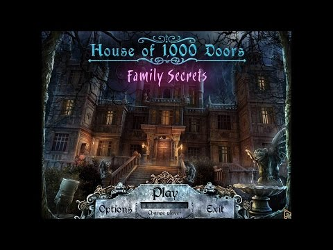 [ House of 1,000 Doors: Family Secrets ] Hidden Object Game - Part 1