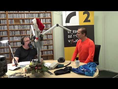Latvijas Radio 2, par skriešanu