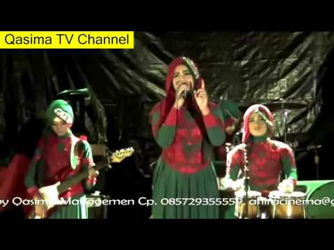 Video Qasima - Titip Cinta (H. Ona Sutra) - Qasima TV download in MP3, 3GP, MP4, WEBM, AVI, FLV January 2017